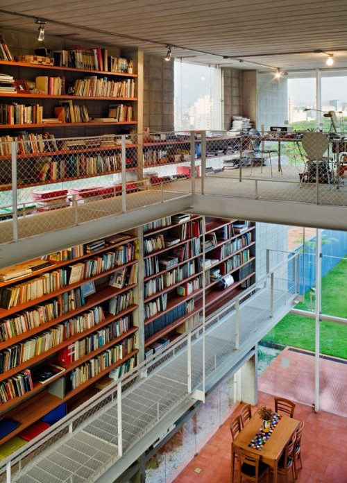 20 Amazing Home Library Ideas