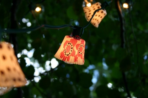 13 DIY Outdoor Lighting Ideas