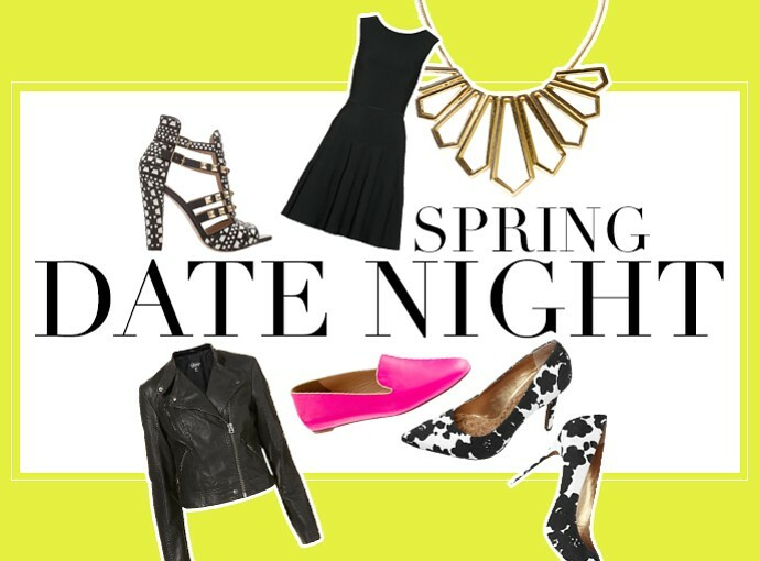 STYLE GUIDE: What To Wear ON A DATE This Spring -