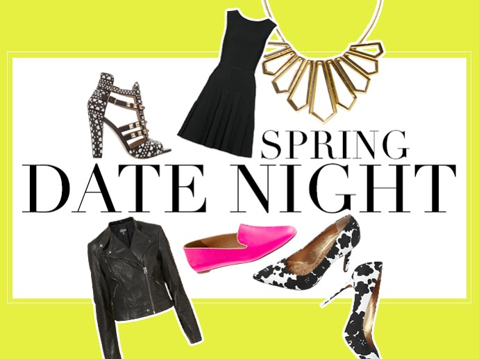 STYLE GUIDE: What To Wear ON A DATE This Spring