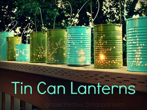 13 DIY Outdoor Lighting Ideas | Style Motivation