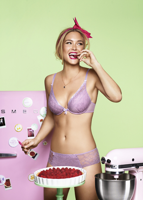 Lingerie Paradise with Bar Refaeli