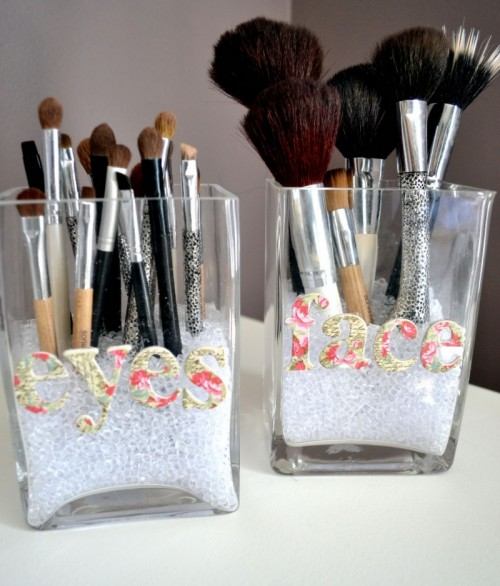 15 Great Makeup Storage Ideas