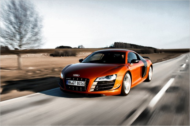 Audi R8 GT - Christian Jehle