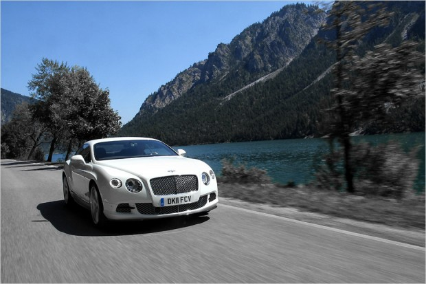 Bentley Continental GT - Christian Jehle