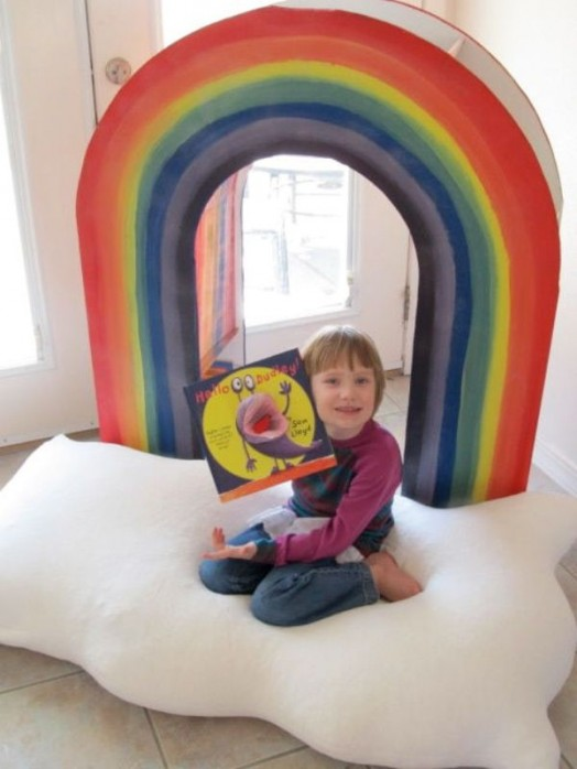 DIY-A-Rainbow-Bookcase (7)