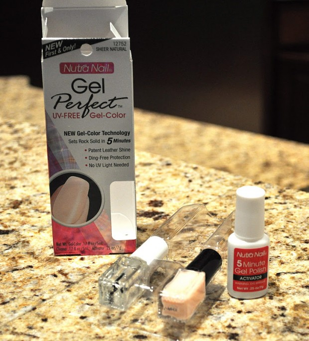 Give yourself a Gel Manicure
