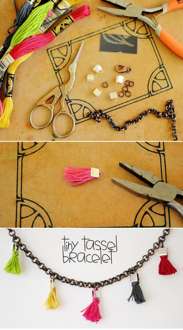 Fashion Can Be Bought Or Made 15 Diy Bracelets