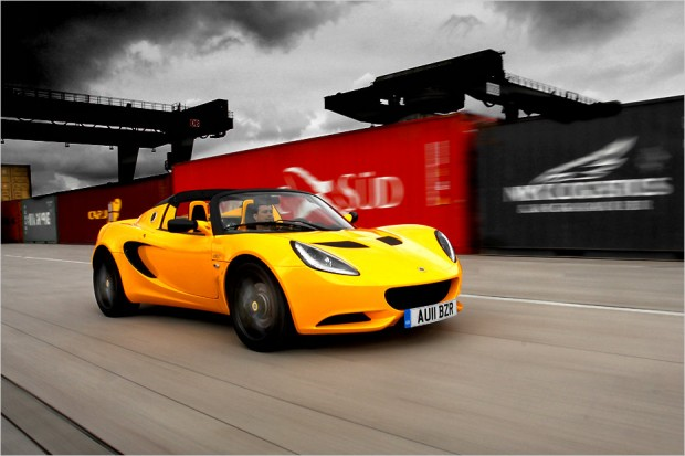 Lotus Elise Club Racer - Christian Jehle