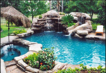 40 Spectacular Pools That Will Rock Your Senses - spectacular, pool, outdoors, backyard