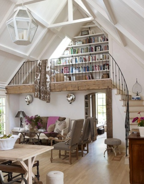 50 Comfortable And Inviting Barn Living Rooms