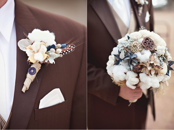 54 Bridal bouquets And Boutonnieres Ideas