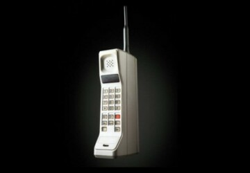 Top 20 Facts for 40th Birthday of Cell Phone - history, cell phone
