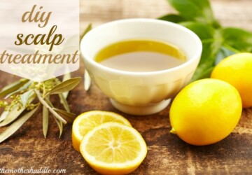 Coconut Oil Scalp Treatment -