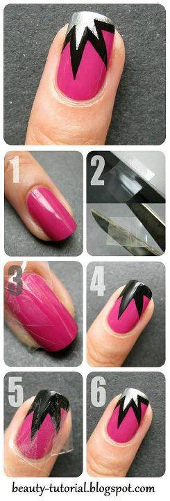 Nail DIY is our new obsession. From easy nail designs featuring a