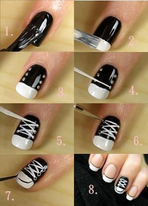 Nail Design Ideas Easy easy to do nail designs ideas 25 Amazing Diy Nail Ideas