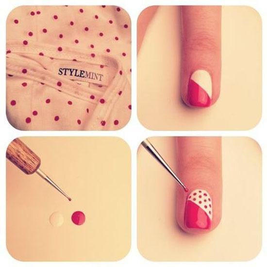 25 amazing diy nail ideas - Nail Designs Do It Yourself At Home