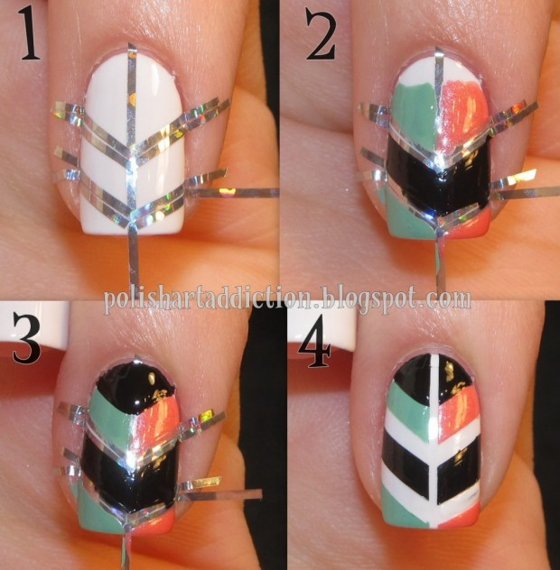 ... 25 Amazing DIY Nail Ideas ... - 25 Amazing DIY Nail Ideas - Style Motivation