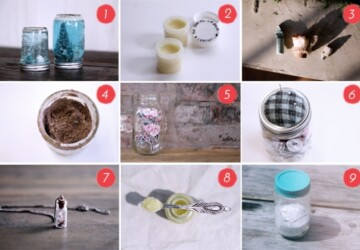 9 Last Minute Gifts You Can DIY -