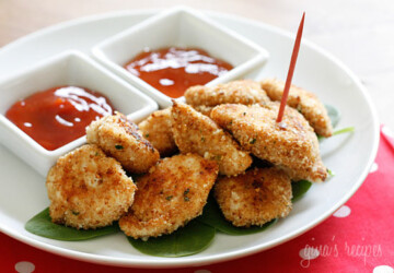 Healthy Baked Chicken Nuggets - Healthy Baked Chicken Nuggets, healthy, chiken nuggets, chiken