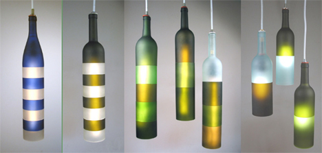 Illuminating Reuse: 15 Recycled Lights and Lamps