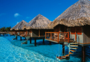 50 Amazing Photos from Bora Bora -