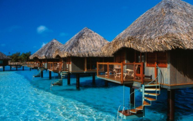 50 Amazing Photos from Bora Bora