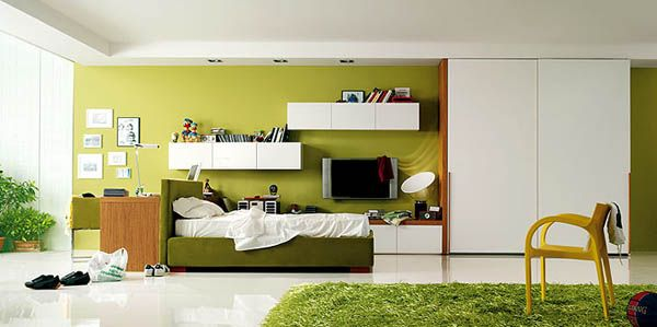 room-for-teens-girl-green-picture