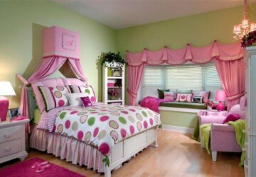 50 Room Design Ideas for Teenage Girls - teen, room, girls, design, amazing