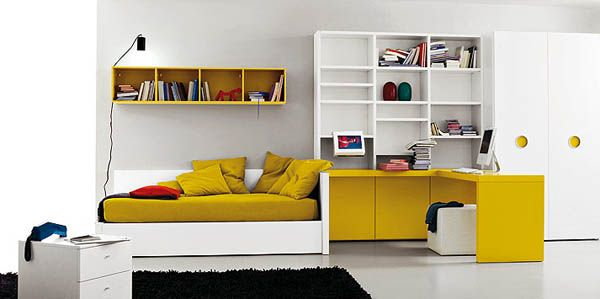 room-for-teens-girl-yellow-picture