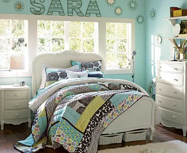 50 Room Design Ideas for Teenage Girls - Style Motivation