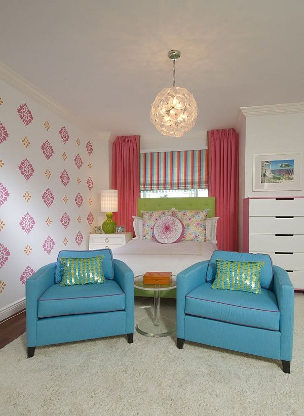 50 room design ideas for teenage girls style motivation - Cute bedroom ideas for tweens ...