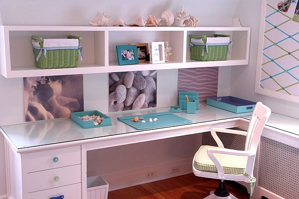 Teenage Girl Room Desk Ideas 600 x 400