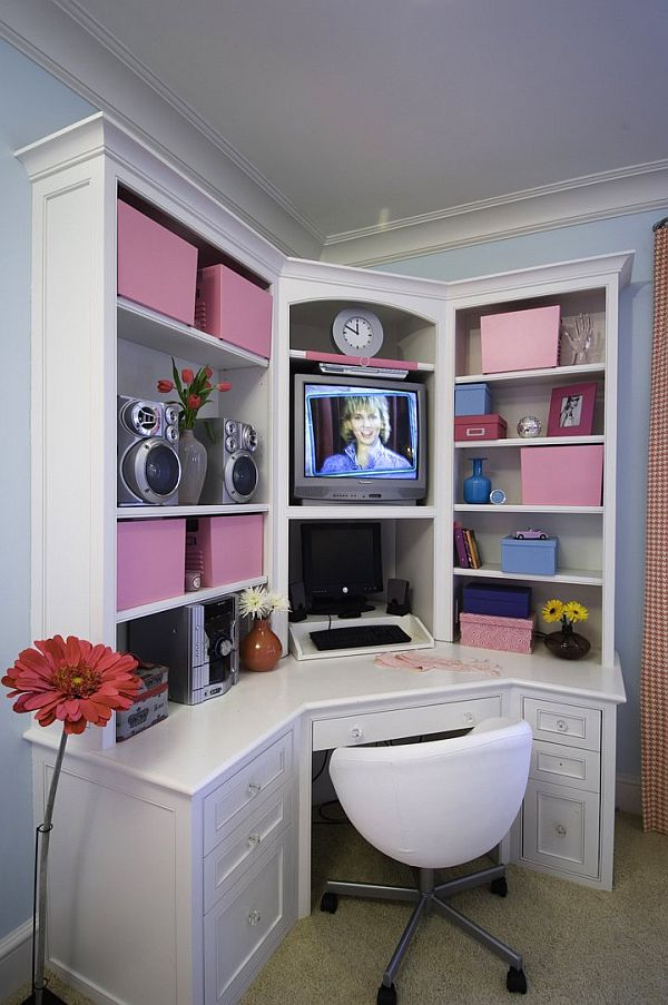 50 Room Design Ideas for Teenage Girls