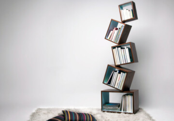 Awesome Modern Bookshelves for Your Home -