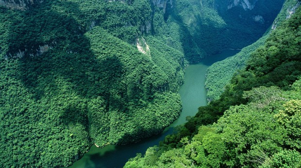 Top 15 Canyons in the World