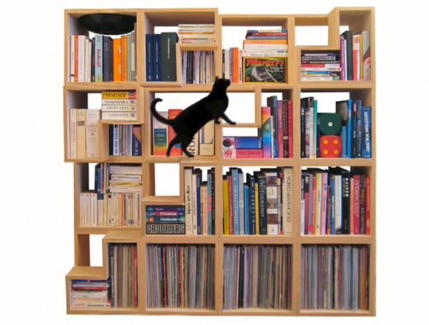 Awesome Modern Bookcase For House Improvement : Awesome Modern Bookshelves for Your Home - Style Motivation