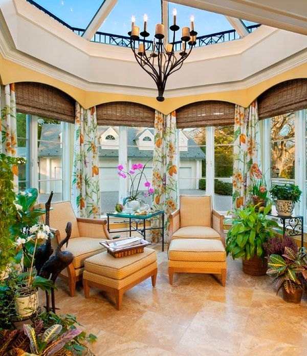 Sunrooms Ideas: 30 Sunroom Design Ideas