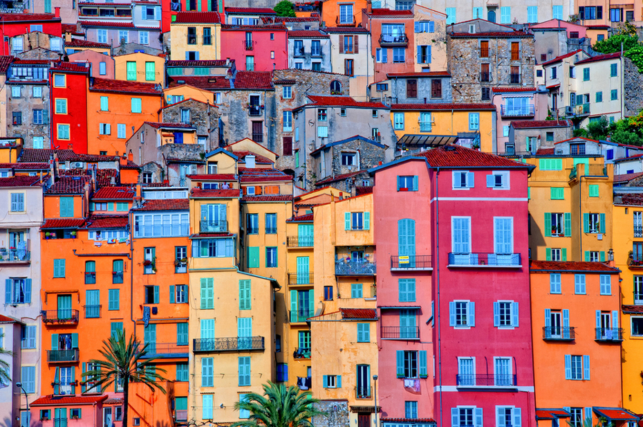 The Most Colorful Cities In The World Style Motivation