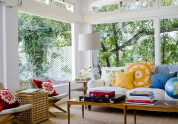 30 Sunroom Design Ideas -