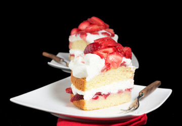 10 Beautiful Summer Cake Recipes -