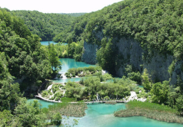 Plitvice Lakes National Park -