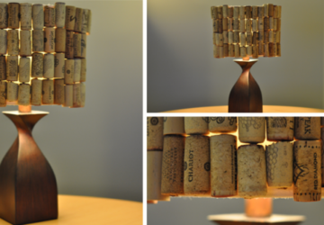7 DIY Creative Recycled Lamps -