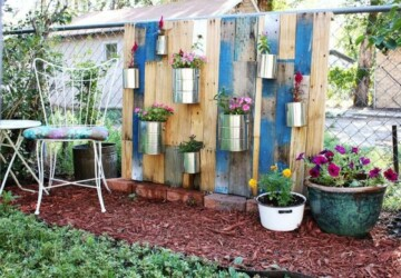9 DIY Ideas to Improve Your Backyard -