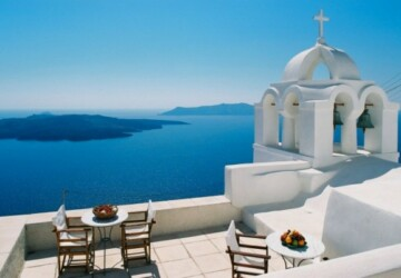 10 Stunning Photos from Santorini -