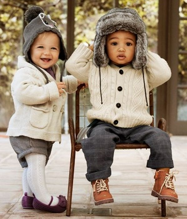 33 Fashionable Kids. You Gonna Love It!