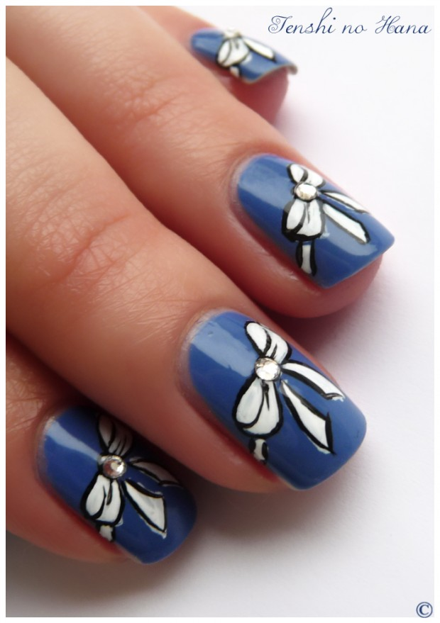 Nails-with-bows-19