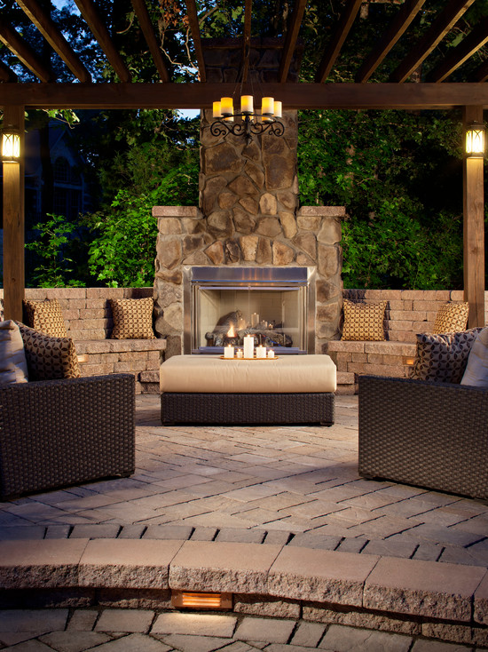 30 impressive patio design ideas style motivation for Design patio exterieur