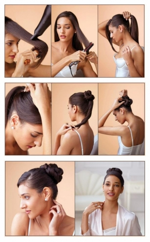Groovy 32 Amazing And Easy Hairstyles Tutorials For Hot Summer Days Short Hairstyles For Black Women Fulllsitofus