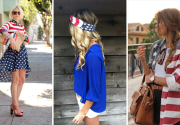 26 Amazing Outfit Ideas for 4th of July - outfits, ideas, 4th of July